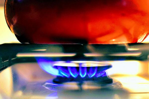 минимальный огонь конфорка фото