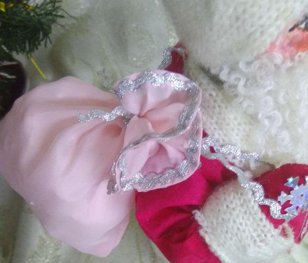 мешок с подарками дед мороз фото