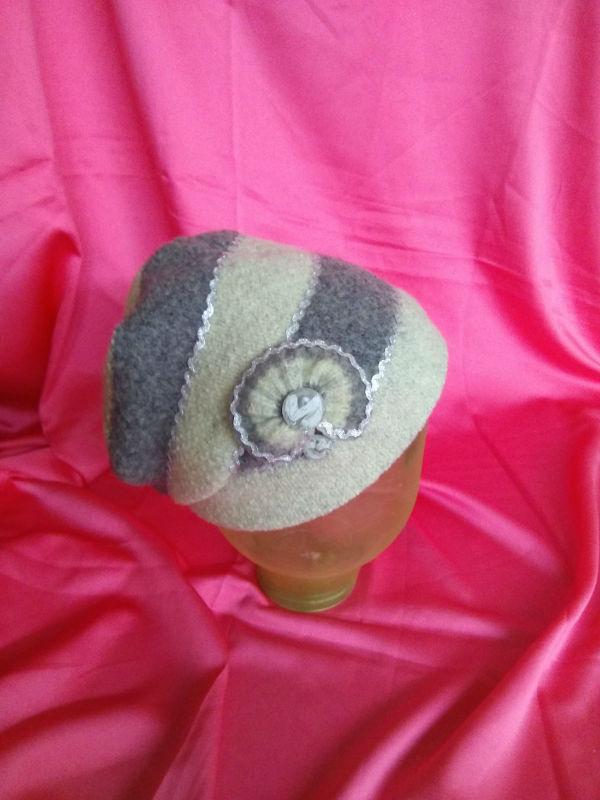 шапка с подкладом фото